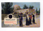 Click here to enlarge image and see more about item t0128: Widow s Mite Christmas Card t0128 Unusual