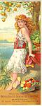 Click to view larger image of Metropolitan Life Ins Trade Card tc0084 (Image1)