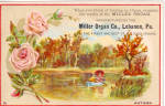 The Miller Co Lebanon Trade Card tc0125