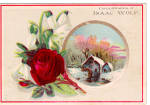 Click here to enlarge image and see more about item tc0145: Isaac Wolf Colthier Trade Card