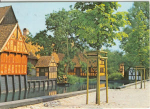 Click here to enlarge image and see more about item u0061: Danish River Ansicht Postcard u0061
