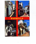 Marabella Spain Multi View Postcard