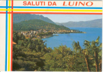 Click here to enlarge image and see more about item v0035: Luino Italy Postcard