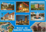 Click here to enlarge image and see more about item v0048: Abano Terme Italy Postcard