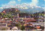 Click here to enlarge image and see more about item v0152: Salzburg Austria Postcard v0152