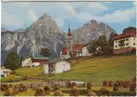 Click here to enlarge image and see more about item v0157: Lermoos AUSTRIA  Postcard