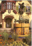 City Hall St Gilgen Austria  Postcard v0177