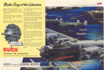 Click here to enlarge image and see more about item w0004: Buick Liberator Engine Ad w0004