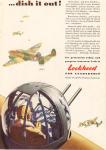 Lockheed WWII Aircraft Ad