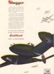 Lockheed P-38 Lightning Ad 1942