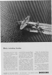 Click here to enlarge image and see more about item w0038: Boeing Flying Boat Ad w0038 1942