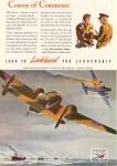Lockheed Hudson Bomber Ad