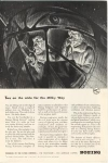Click here to enlarge image and see more about item w0045: Boeing Milky Way Ad w0045
