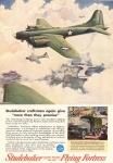 Studebaker Craftsman WWII  Ad