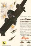 Lockheed  WWII Ventura Bomber Ad