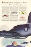 Lockheed  WWII PV1 Bomber Ad w0142