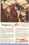 Click here to enlarge image and see more about item w0155: General Motors WWII Avionics Ad w0155