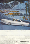 Click here to enlarge image and see more about item w0349: 1966 Mercury Hardtop Ad
