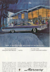 Click here to enlarge image and see more about item w0350: 1965 Mercury 4-Door Hardtop Ad