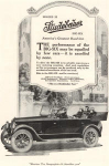 Click here to enlarge image and see more about item w0354: 1920 Studebaker  Series 20 Ad
