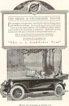 Click here to enlarge image and see more about item w0358: 1920 Studebaker Series 20 Advertisement
