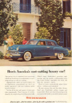 Click here to enlarge image and see more about item w0361: 1948 Studebaker Land Cruiser Advertisement w0361