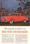 Click here to enlarge image and see more about item w0362: 1950 Studebaker  Advertisement w0362