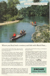 Sinclair Oil Missouri Ozarks Ad
