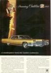 1969 Cadillac  Hardtop Sedan Ad