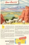 Union Pacific RR Your America UT Ad