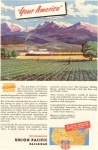 Union Pacific RR Your America CO Ad