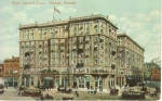 Click here to enlarge image and see more about item w0608: Toronto Ontario King Edward Hotel Postcard w0608