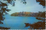 Charleston Lake  Ontario Canada Postcard