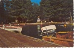 Charleston Lake Cottages Ontario Postcard