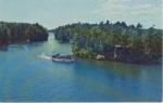 Click here to enlarge image and see more about item w0714: Benson's Rift Ontario  Postcard