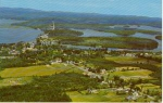 Princeton Maine St Croix Waters Postcard