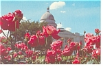 Click here to enlarge image and see more about item w0785: Arkansas State Capitol Postcard