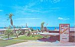 Westchester Motel,Vero Beach, Florida Postcard