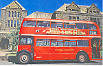 Click here to enlarge image and see more about item w0878: London Double Decker Bus , Waikiki,Hawaii