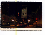 Click here to enlarge image and see more about item x0013: Nicollet Mall Minneapolis Postcard x0013