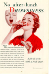 Click here to enlarge image and see more about item x0096:  Coca Cola  Ad x0096 Jun 1933