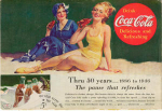 Click here to enlarge image and see more about item x0104:  Coca Cola  Ad Jun1936