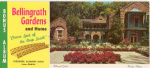 Click here to enlarge image and see more about item x0115: Bellingrath Gardens AL Souvenir Folder