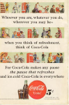 Click here to enlarge image and see more about item x0201:  Coca Cola  Ad x0201 Apr 1948
