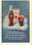 Click here to enlarge image and see more about item x0233: Coca Cola  Ad Oct 1961