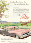 Click here to enlarge image and see more about item x0239: 1956 Pontiac 860 Hardtop Ad x0239