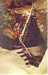 Hall of Pluto,Lost River Gorge, NH Postcard
