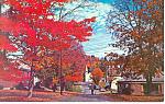 Proctor Academy, Andover,NH Postcard 1967