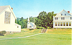 Proctor Academy, Andover,NH Postcard 1973