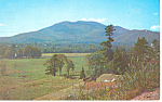 Mt Ascutney, VT Postcard 1971